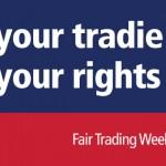 NSW  Fair Trading Week 2013