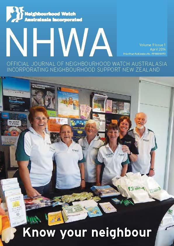 NHWA April 2014 - Issue 1
