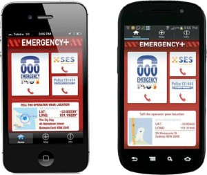 New Mobile App – Emergency+