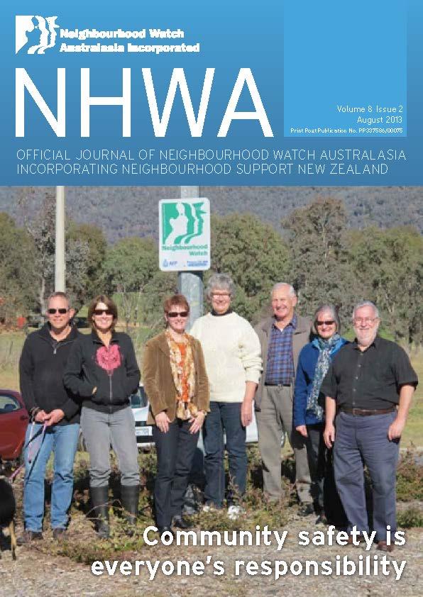 NHWA August 2013 - Issue 2