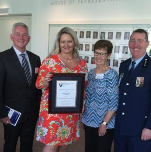 Neighbourhood Watch Australasia Project Recognised