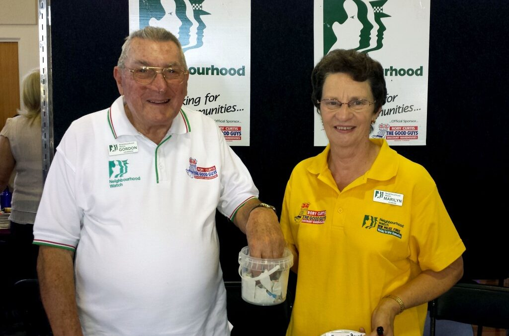 Tweed Valley Neighbourhood Watch Incorporated at Tweed Seniors Week 2013